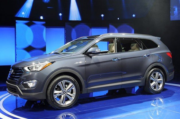 2013 Hyundai Sante Fe