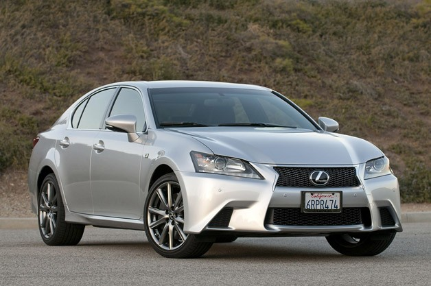 The Lexus GS has been chasing the BMW 5 Series for more than two