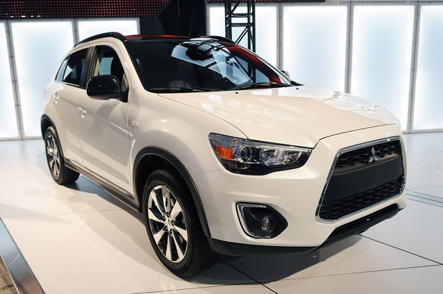 2013 Mitsubishi Outlander Sport Review