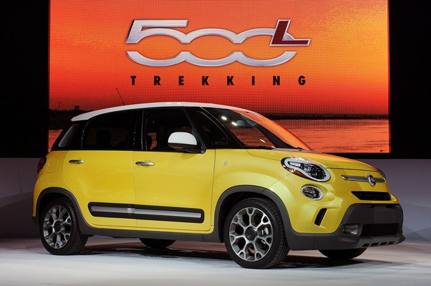 2014 Fiat 500L Trekking