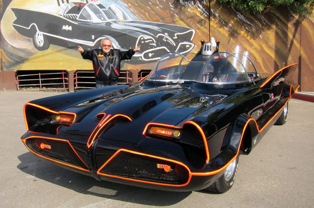 George Barris 1966 Batmobile
