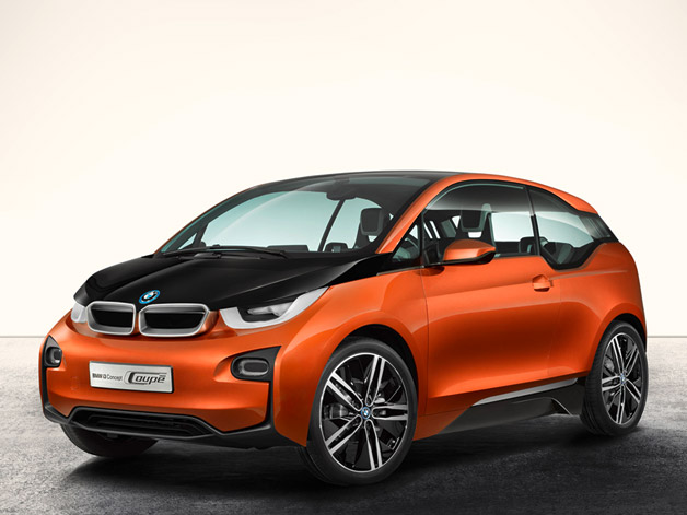 i3 Coupe Concept continues to evolve BMW&#8217;s electric aspirations