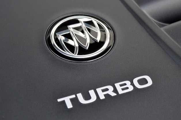 Buick Turbo Badge