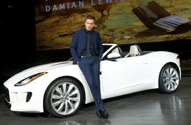 Damian Lewis Jaguar Desire short film
