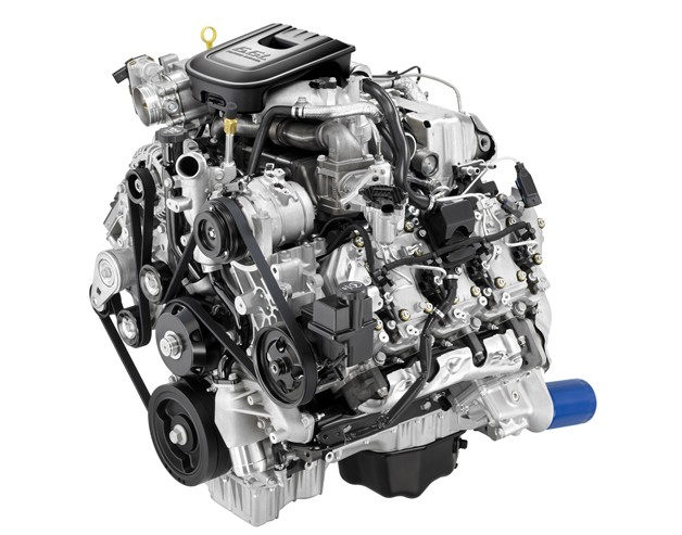 Duramax Diesel Engines