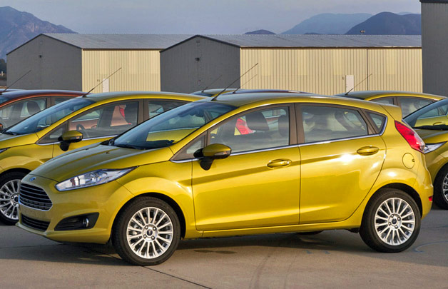 Ford Fiesta 1.0-liter EcoBoost