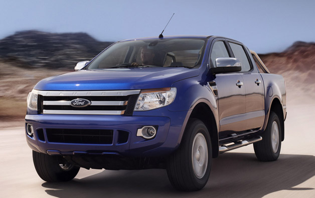Ford Ranger unanimous pick for International Pick-Up 2013 award
