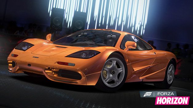 Forza: Horizon December IGN Car Pack 1993 McLaren F1