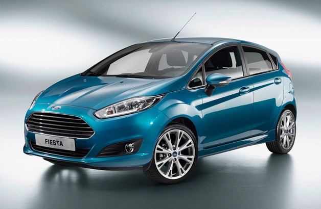 2014 Ford Fiesta hatchback
