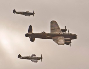Goodwood Lancaster