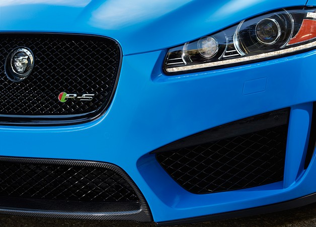 Jaguar XFR-S Teaser