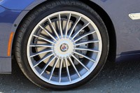 2013 BMW Alpina B7 wheel