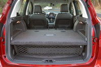 2013 Ford C-Max Energi rear cargo area