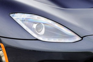 2013 SRT Viper headlight