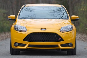2013 Ford Focus ST front view