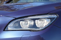 2013 BMW Alpina B7 headlight