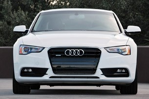 2013 Audi A5 2.0T Quattro front view