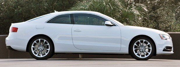 2013 Audi A5 2.0T Quattro side view