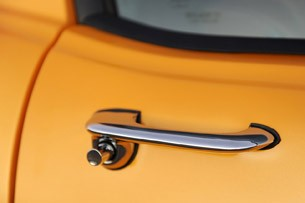 Retrobuilt 1969 Mustang Fastback door handle