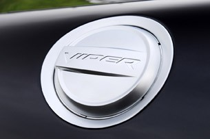 2013 SRT Viper fuel door