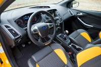 2013 Ford Focus ST interior