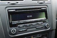2012 Volkswagen GTI audio controls