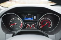 2013 Ford Focus ST gauges