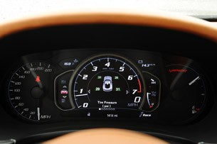 2013 SRT Viper gauges
