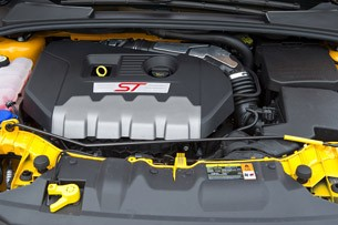 2013 Ford Focus ST engine