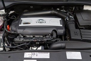 2012 Volkswagen GTI engine