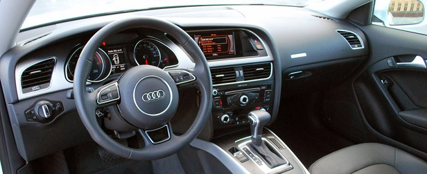 2013 Audi A5 2.0T Quattro interior