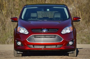 2013 Ford C-Max Energi front view
