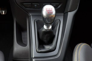 2013 Ford Focus ST shifter