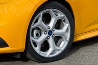 2013 Ford Focus ST wheel