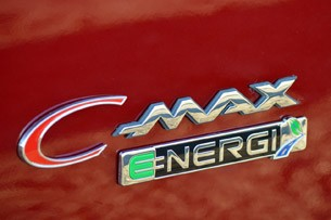 2013 Ford C-Max Energi badge