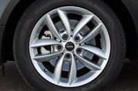2014 Mini Cooper S Paceman wheel