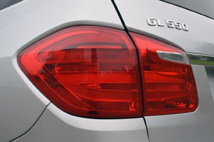 2013 Mercedes-Benz GL550 taillight