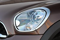 2014 Mini Cooper S Paceman headlight