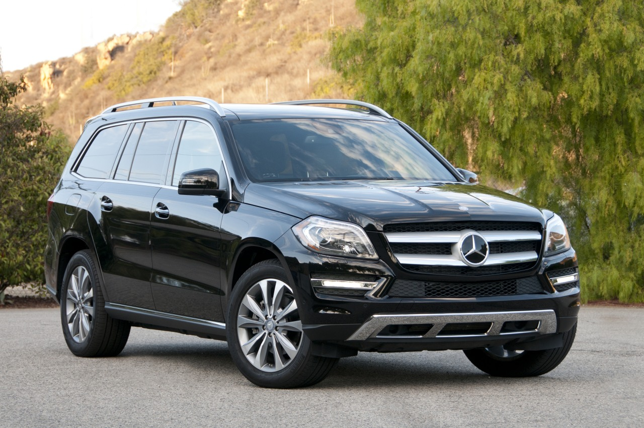 2013 mercedes benz gl350 bluetec autoblog for Mercedes benz blue tec