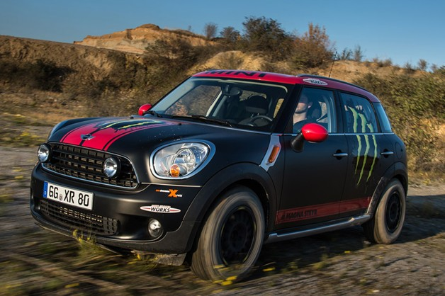 Mini Countryman with Off-Road Package