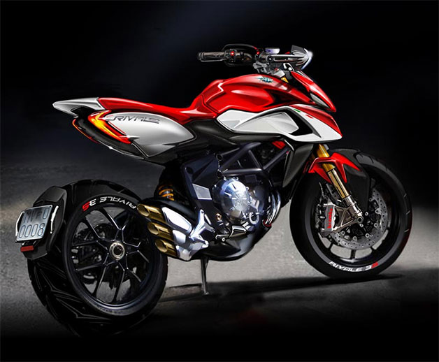 Mv Agusta Rivale