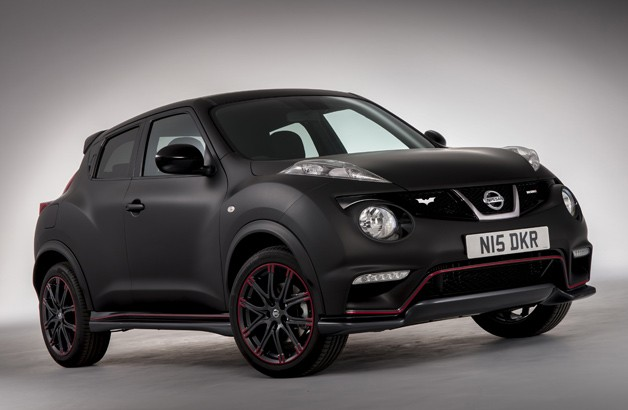 Nissan Juke Nismo Dark Night Rises Edition