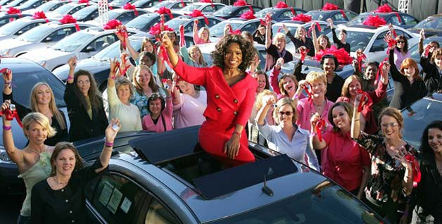 Oprah Drivers