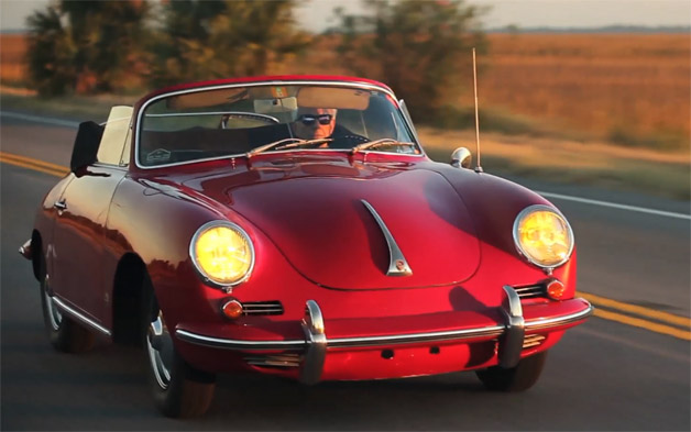 Petrolicious Porsche 356 Cabriolet
