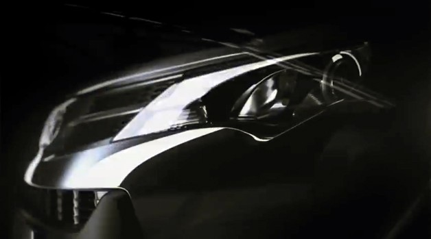 Toyota RAV4 teaser video screen capture