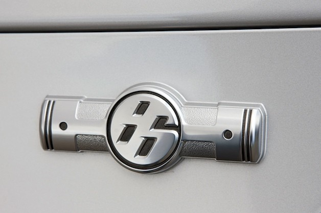 Scion FR-S 86 badge