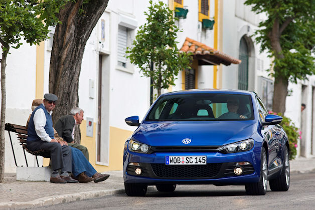 VW Scirocco