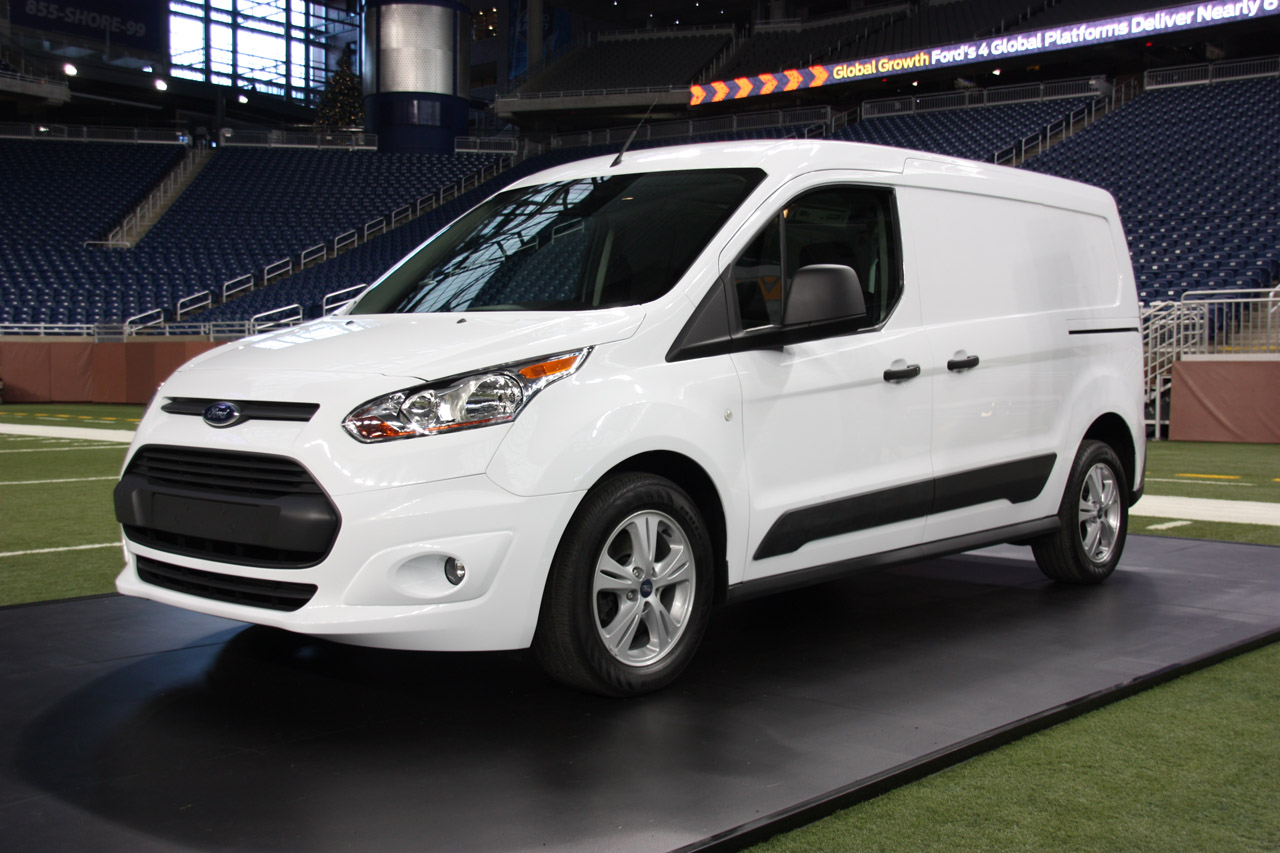 Ford wins second consecutive International Van of the Year award