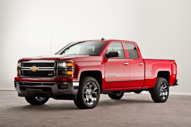 Pics Aplenty: Meet the 2014 Chevrolet Silverado and GMC Sierra [w/poll