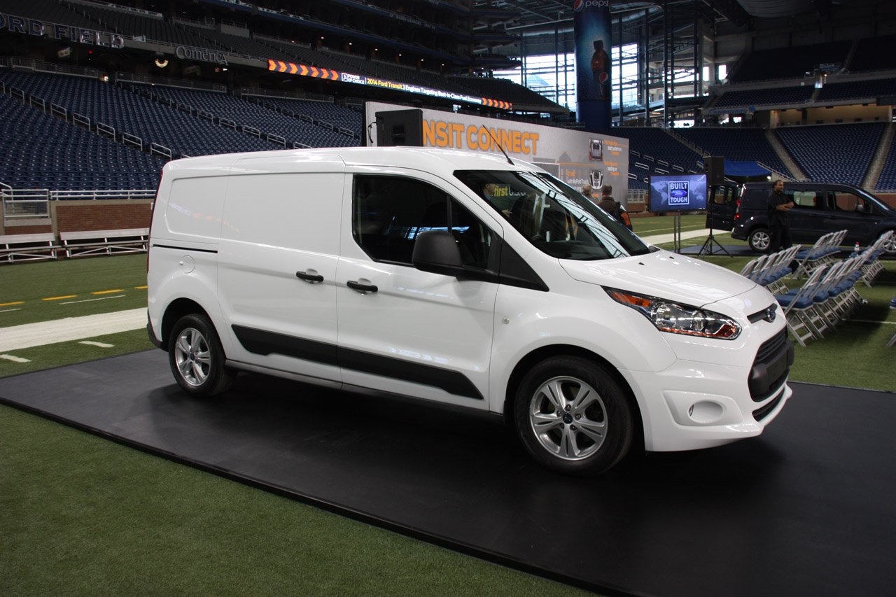 2014 ford transit connect van live photo gallery autoblog. Cars Review. Best American Auto & Cars Review